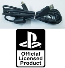 OFFICIAL USB CHARGER CHARGING CABLE CORD FOR DUALSHOCK PLAYSTATION 3 CONTROLLER