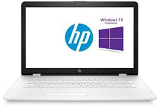 "HP 17.3"" Laptop - Intel 4x2.56 GHz - 8GB - 750GB SSHD - USB 3.0 - Win10 Prof"