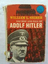 The Rise and Fall of Adolf Hitler (Landmark Book)
