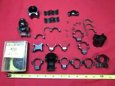 """New listing Lot 1"""" Scope Rings & Parts - 835"""