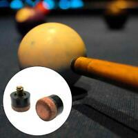 10pcs Pool Billiard Cue Stick Ferrules Screw-On Tips for Snooker LJ
