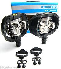 Pedales SHIMANO PD-M424 SPD PEDAL MTB BTT BICICLETA BICI BMX BIKE  472 g
