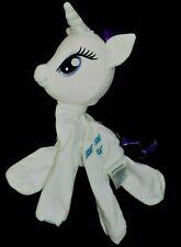 "My Little Pony Rarity UNSTUFFED Unicorn 15"" Plush MLP Plushie NWT"