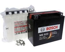 Batterie BOSCH YTX20L-BS 12 Volt HARLEY DAVIDSON FXST Series 1340 00-04