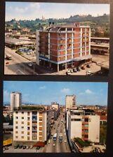 VICENZA - 2 HOTEL STAZIONE - V.LE MILANO - ANIM. AUTO MOTO BUS