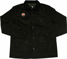 DC Shoes JACKET Winter Coat CLYDESDALE BLACK Size LARGE