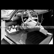 #pha.028254 Photo ASA 1000 GT 1963-1967 (INTERIOR) Car Auto