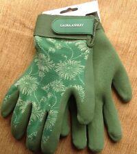 BNWT Laura Ashley Kimono All Weather Potting Gardening Gloves.Size Medium.
