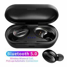 XG13 wireless bluetooth earphones for apple iphone & samsung black in ear