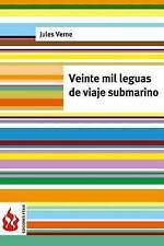 Veinte mil leguas de viaje submarino: (low cost). Edición limitada (Ediciones Fé