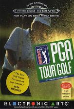 ## SEGA Mega Drive - PGA Tour Golf 1 - TOP / MD Spiel ##