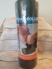 "Rejuvination Professional Foam Roller New 6x18"" Massage Roller"