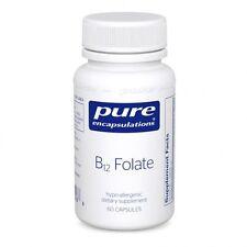Pure Encapsulations B12 Folate 60 Caps