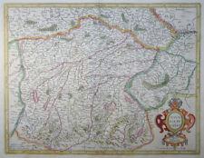 MERCATOR HONDIUS HERZOGTUM BAYERN BAVARIA DUCATUS CHIEMSEE ZELL AM SEE 1627