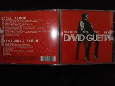 2 CD DAVID GUETTA / NOTHING BUT THE BEAT /