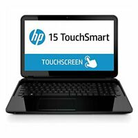 HP 15-d069wm 15.6'' HD TouchScreen i3-3110M 2.4GHz 6GB RAM 500GB HDD Win 8 Black