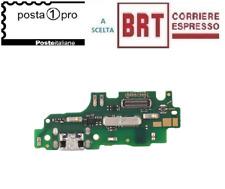 DOCK USB PER HUAWEI HONOR 5X RICARICA PORTA CONNETTORE MICROFONO FLEX CABLE NEW