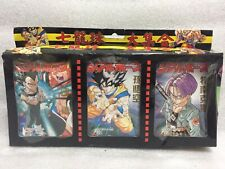 Rare Vintage Dragon Ball Z Super Battle Collection Model Action Figure Set