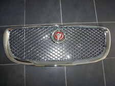 JAGUAR XJ X351 CHROME RADIATOR GRILLE, SURROUND AND BADGE