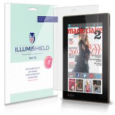 iLLumiShield Anti-Glare Matte Screen Protector 3x for Kobo Arc 7 (HD Compatible)