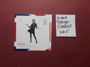 GB 2009~Design Classics~Set~SG-2915-~Self Adhesive~Unmounted Mint~UK Seller