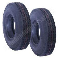 2x Anhängerreifen Reifen 4.80-8 / 4.00-8 für DDR Anhänger HP 280 300 350 400 401