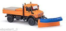 Busch 51016 UNIMOG U 5023 »straßenmeisterei« CON Schneesch H0 modello auto 1:87