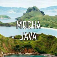 Mocha Java Whole Coffee Beans Fresh Roasted Daily 2 / 1 Pound Bags