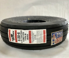 Air Hawk 6.00-6 Tire (tube not included) NEW. AB3E4