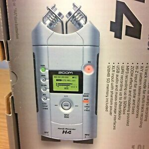 Zoom H4 Handy Recorder A80047597