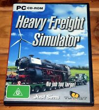 Heavy Freight Simulator PC Game