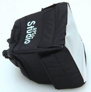 "RPS Studio Mini Softbox for Speedlights Flash folds Flat, 3.5"" square  391293"