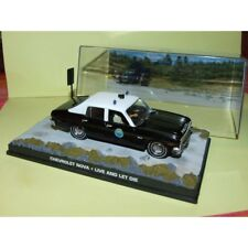 CHEVROLET NOVA LIVE AND LET DIE J. BOND 007 ALTAYA 1:43