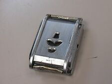 RARE VINTAGE 1930's MIMO METER CASE ONLY JUMP HOUR ART DECO (8417-WATCHMALL-MS)