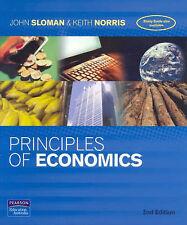 Principles of Economics by Keith Norris, John Sloman (Paperback, 2007)