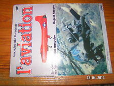 // Encyclopédie de l'Aviation n°172 Hugues Apache Renouveau Aeronautique France