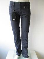 Bikkembergs Hose Jeans Broek Trousers Blau Neu 28/34