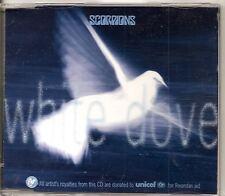 SCORPIONS White Dove 3 TRACK GERMANY UNICEF CD single