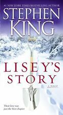 Lisey's Story  by STEPHEN KING FREE USA SHIPPING steven linsey