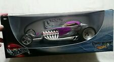 100% Hot Wheels Purple And Gray Slightly Modified