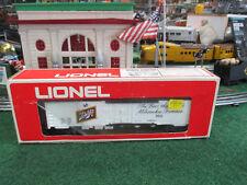 Lionel Modern Era 9851 Schlitz Beer Reefer C8L/N In Orig Box