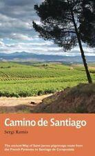 Camino de Santiago: Recreational Path Guide,Ramis, Sergi,New Book mon0000119063