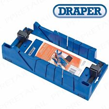 Draper MITRE SECURE BLOCK BOX WITH CLAMPS 398 x 90mm 45/22.5/90 Degrees Angles