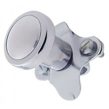 Polished Aluminum Steering Wheel Spinner Suicide Brody Knob - Hot Rod Car/Truck