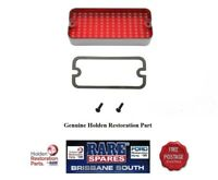 HOLDEN HQ SEDAN  MONARO REAR BUMPER BAR STOP PARK LIGHT LENS GTS SS COUPE