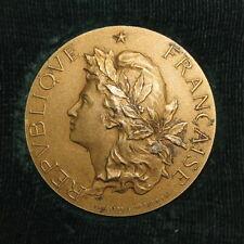 1911 Argent Silver médaille au Capitaine CODY  Conférences Populaires