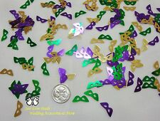 Wedding Table Scatters Foil Confetti Masks - Mix BUY 1 GET 1 FREE