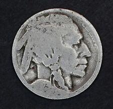 1923 S Buffalo Nickel, Almost Good - Good (5105CU-201)