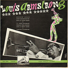 "LOUIS ARMSTRONG & ALL STARS ""ROCKIN' CHAIR"" 50'S 25 cm VSM 1004"