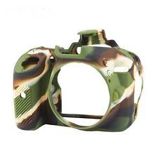 Easy Cover Nikon D5300 D 5300 Macchina Fotografica Cover protettiva in silicone
